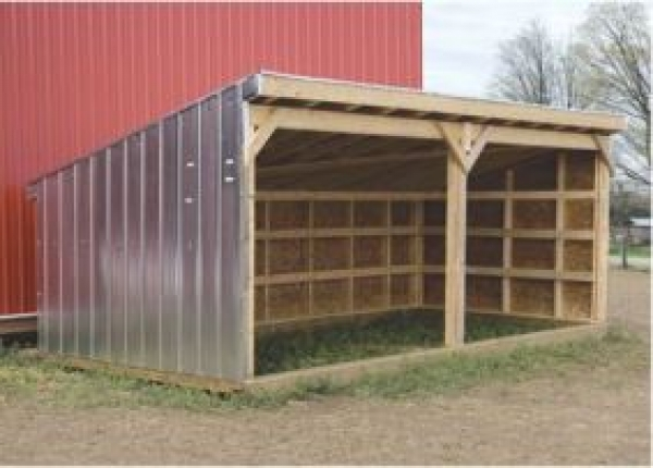 Cattle Shelter